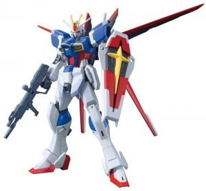 HGCE Force Impulse Gundam